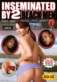Inseminated By 2 Black Men 6