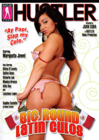 Big Round Latin Culos