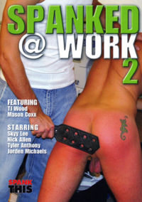 Spanked At Work 2