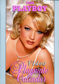 2000 Playboy Video Playmate Calendar