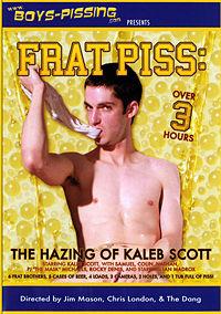 The Hazing Of Kaleb Scott